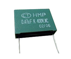 Film Capacitor for Motor Application